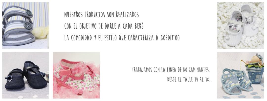 7e4de575 Productos - Calzado de bebes y niños - Gordito'o Baby Shoes